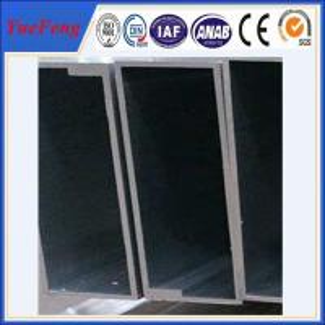 Quality Hot! aluminium profile tube manufacturer,  square aluminum profile wholesale