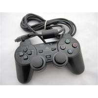 China Wired Controller Joypad Dual Shock with ic for Sony PS2 (Without Packing):HP20012 on sale