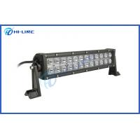 Quality 72W Double Row Truck LED Light Bar CREE Waterproof Combo Beam LED Working Light Bar wholesale