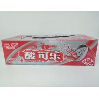 Quality Sour Cola Flavor Long Stick Shape Chewy Milk Candy Good Taste wholesale