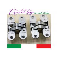 Buy cheap 3-way adjustable european concealed hinges invisible when wood door closed from wholesalers
