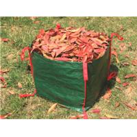 Quality Oxford Foldable Heavy Duty Garden Bag  Square Recycle Garden Leaf Collector wholesale