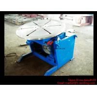 Quality High Precision Pipe Welding Positioners With Turning / Revolve Table HB30 3000KG wholesale