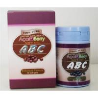 Quality ABC acai berry Slimming pills, the best herbal slimming pills-K wholesale