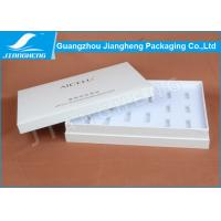 Buy cheap Custom Cosmetic / Makeup Set Cardboard Packaging Boxes Hot Stamping With EVA product