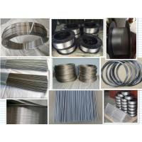 China ASTM Titanium & Titanium Alloy Wires for welding of industry,chemical, best price for grade customer on sale