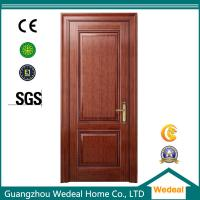 Quality Factory Supply Veneered Wood Interior Panel Doors With Door Lock And Hinge wholesale
