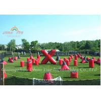 Quality Inflatable Tank Sport Game for Paintball Field wholesale