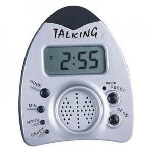 China Stylish Talking Clock with FM Radio on sale