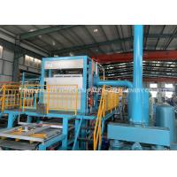China Automatic Egg Tray Machine , Paper Recycling Egg Tray Making Machine on sale