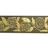 Quality Eco Friendly Moisture Proof Carved Decorative Grill Panels 4x8 For Interior Wall Decoration wholesale