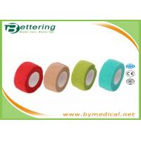 Quality Non Woven Elastic Self Adhesive Bandages for finger wrap, cohesive bandage wholesale