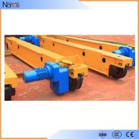 Quality Inverter Driven Crane End Carriage 16t - 22.5t With 45# Steel Wheel Group wholesale