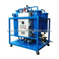 China Gas Turbine Water Oil Separator, Hydraulic Vacuum Oil Purifier, Wind Turbine Oil Polishing Unit,flushing system on sale