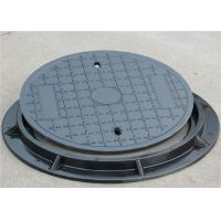 Quality Residence District Ductile Iron Manhole Cover Heavy Duty Saving Mine Resource wholesale