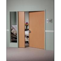 Quality High quality Aluminum Frame Long Lasting Hospital Fire Rated Door wholesale