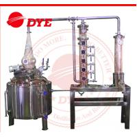Quality 200L Industrial Alcohol Distiller Equipment For  Fruitful Flavor / Spices wholesale