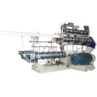 Quality 3000kgs/h Egypt  twin screw extruder floating fish feed pellet making machine in bangladesh wholesale