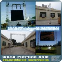 China LED display truss on hot selling on sale