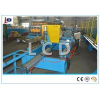 Cheap Seam Lock Pipe Cold Roll Forming Machine 350H Steel Frame Hydraulic Cutting for sale