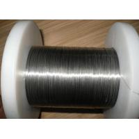 Cheap More Than 99.5% Bright Pure Nickel Wire With Dia. From 0.025 to 6mm for sale