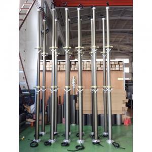 Quality 4.5m security cctv pneumatic telescopic masts-model cctv-90603045 wholesale