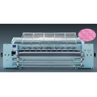 Quality Low Noise Chain Stitch Quilting Machine , Computerized Industrial Sewing Machine wholesale