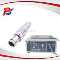 Quality Medical instrumentation high-precision push-pull self-locking metal connector manufacturer wholesale