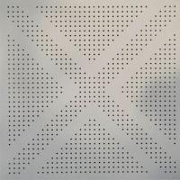 China Perforated Ceiling/PVC Gypsum Ceiling Tile/Ceiling Tile, Non-flammable, Acoustic/Ceiling on sale