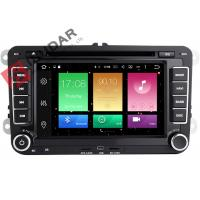 Quality Android 6.0.1 VW Car DVD Player VW Amarok Head Unit Supports 4K Video Format wholesale