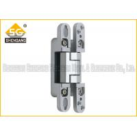 China 180 degree three way adjustable concealed interior door hinge on sale