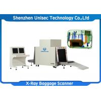 Quality Dual View Baggage X Ray Machine / Cargo X Ray Machine SF 10080 For Airport wholesale