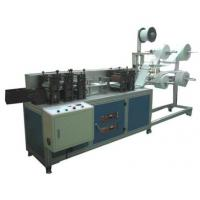 Quality Disposable Face Mask Making Machine With Aluminum Alloy Structure wholesale