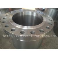 Quality ASME B16.5 Standard WN BL RF Carbon Steel  and Stainless Steel Flange Finish Maching wholesale