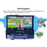 China Gps Navigation 7 Inch Car Dvd Player 7 Inch Touch Screen Car Stereo on sale