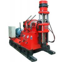 Cheap mechanic-hydraulic vertical spindle core Survey Engineering Drilling Rig for sale