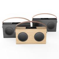 China Wood Bluetooth Wireless Home Theater Speakers Powered Sub - Woofer Model on sale