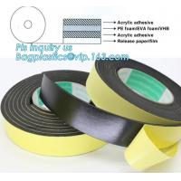 China Waterproof Double Sided Adhesive Tape,Double sided acrylic foam tape,Heat resistant high adhesion waterproof double side on sale
