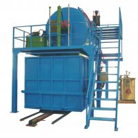 Quality Automatic Recycled Foam Production Line With Steam Mix Crushed Foam With Glue wholesale