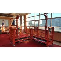 Cheap Aluminium Alloy Electric Suspended Access Platform Equipment for Building Site for sale