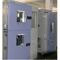 China Stainless Steel Environmental Control Chamber 150L With Inner Water Supply Mode on sale