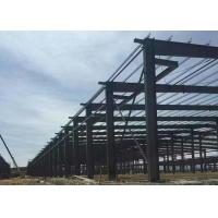 Structural Steel Framing Warehouse And Prefabricated Steel Building