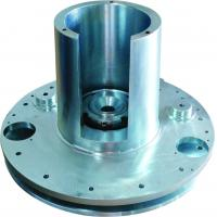 Buy cheap Cast Steel Medical Equipment Spare Parts 198mm Height 3 Axis Machining 20kg from wholesalers