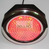 Quality Bulletproof PC plastic 12V RGB LED SPA Light / multi color led pool light wholesale