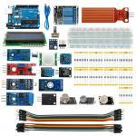 Quality UNO R3 Board 1602 Display Solderless Breadboard Starter Kit  For Arduino wholesale