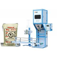 Quality 5kg to 50kg PP PVC Granule Packaging Machine With Auto Sewing Machine wholesale