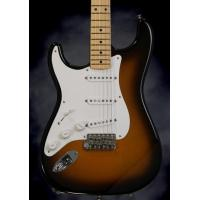 China Vintage '56 Stratocaster Left Handed Guitars 2-Color Sunburst Demo on sale