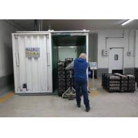 Quality Customized Vacuum Cooling System , Vegetable Coolers Wear Resistance wholesale