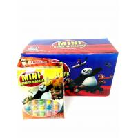 Quality KungFu Panda Sweet and sour candy with colorful  outlook wholesale