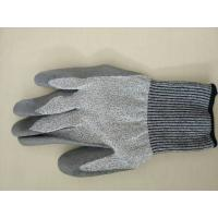 China 13G HPPE glove PU coated,Cut Resistance glove,safety gloves,work glove,glove,protect glove,coated gloves,protective on sale